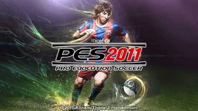 Download Game Pro Evolution Soccer 2011 for Nokia 5800, N97, N8 and X6